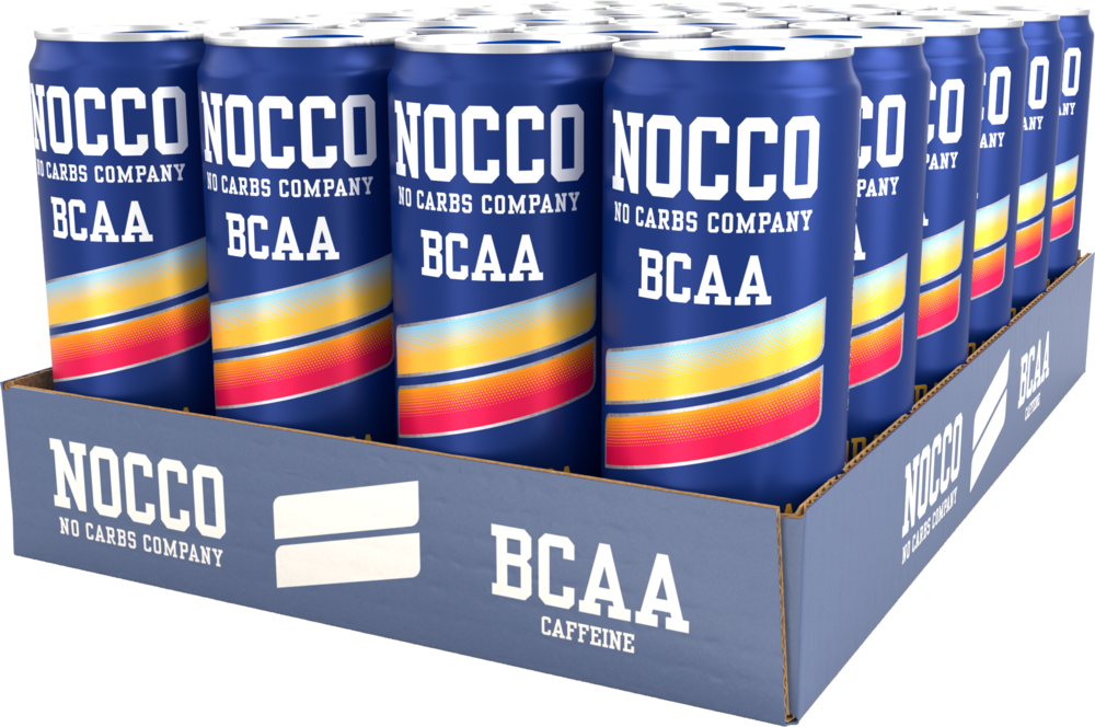 Nocco Sunny Soda 24st x 33cl