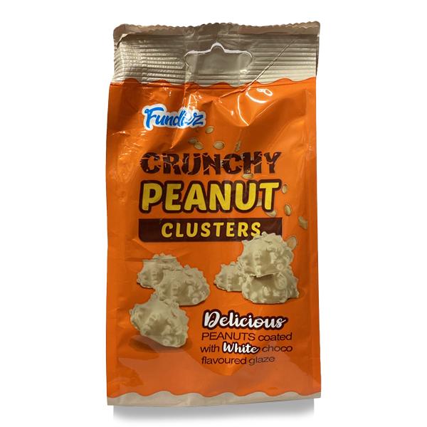 Fundiez Peanut Cluster White 175g