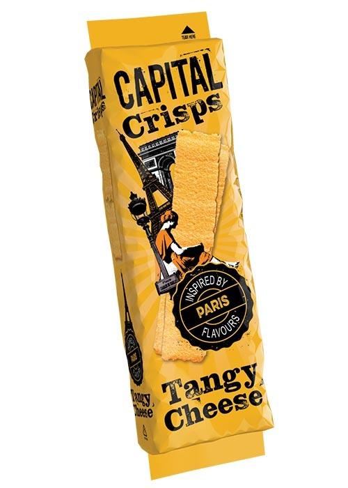 Capital Crisp Tangy Cheese 75g