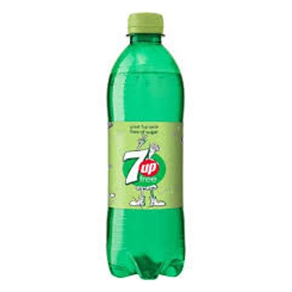 7-UP Free 50 cl x 12 st
