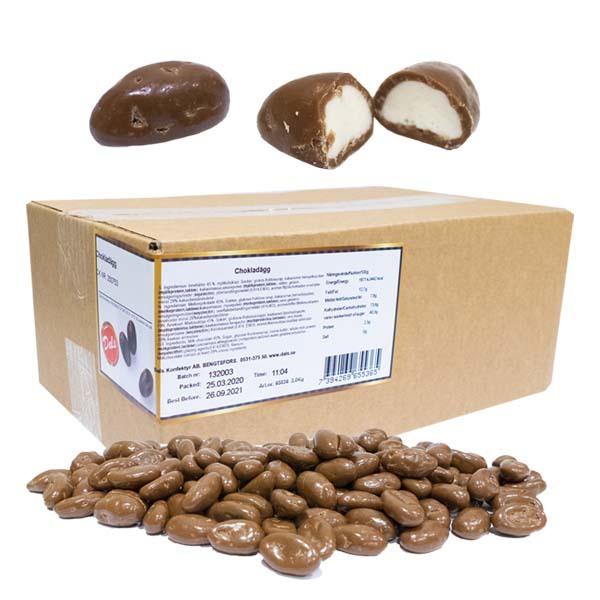Chokladägg Dals - 3 kg
