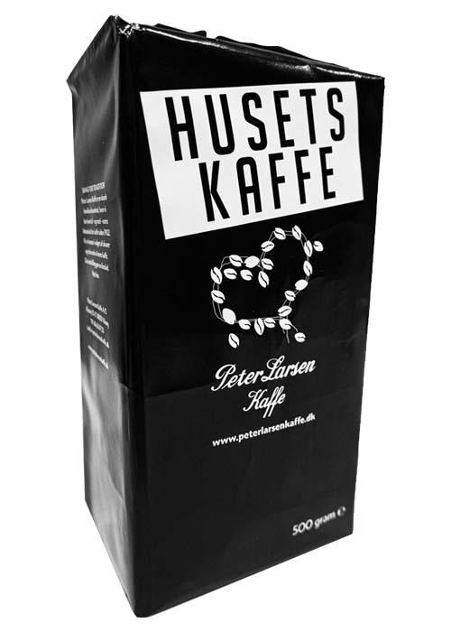 Husets Kaffe - Peter Larsen - 500g