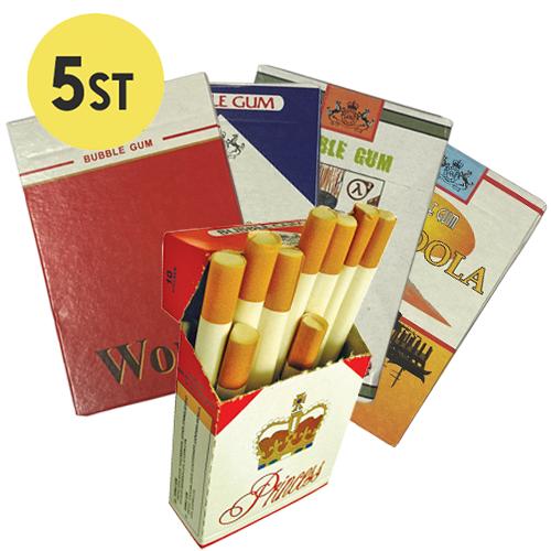 5st - Tuggummi Cigaretter