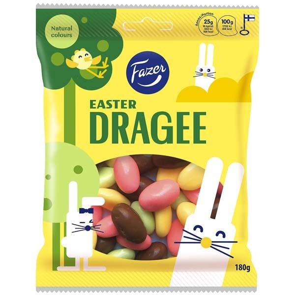 Easter Dragé Fazer - 180g