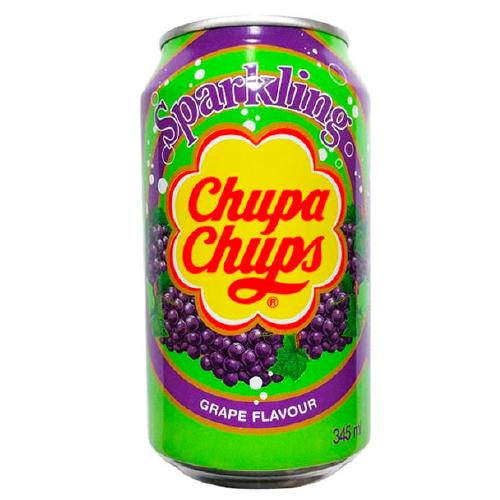 Chupa Chups Grape 345 ml x 24 st