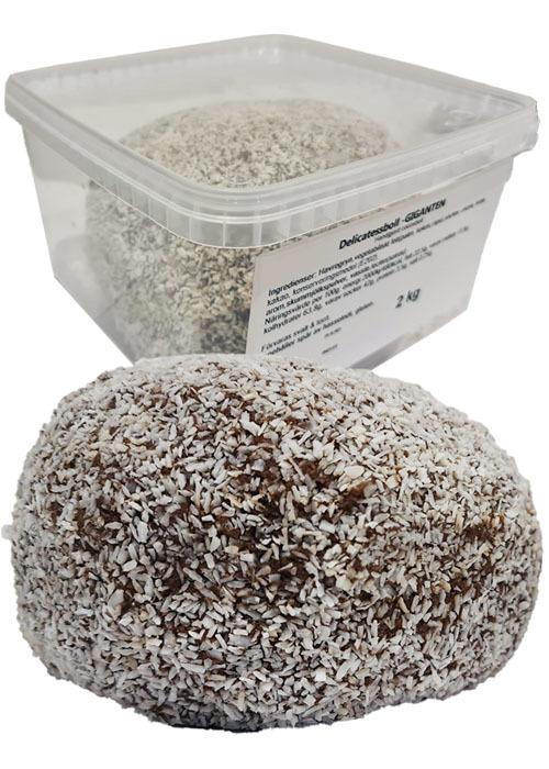 Delicatessboll Kokos Giganten 2 kg