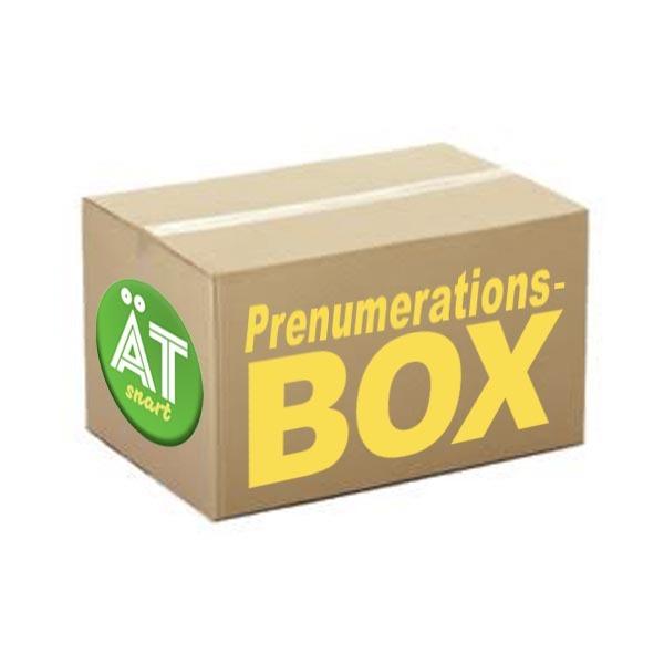 Ät snart-lådan Prenumeration