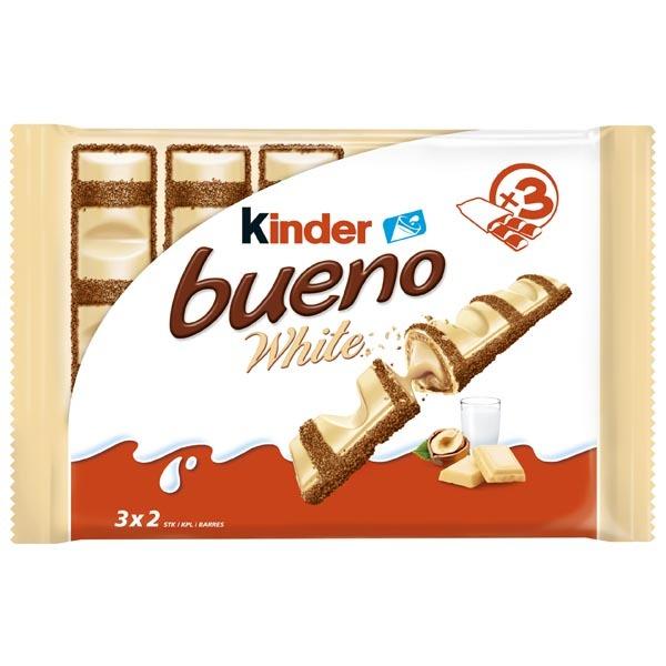 Kinder Bueno White 3-pack - 117g