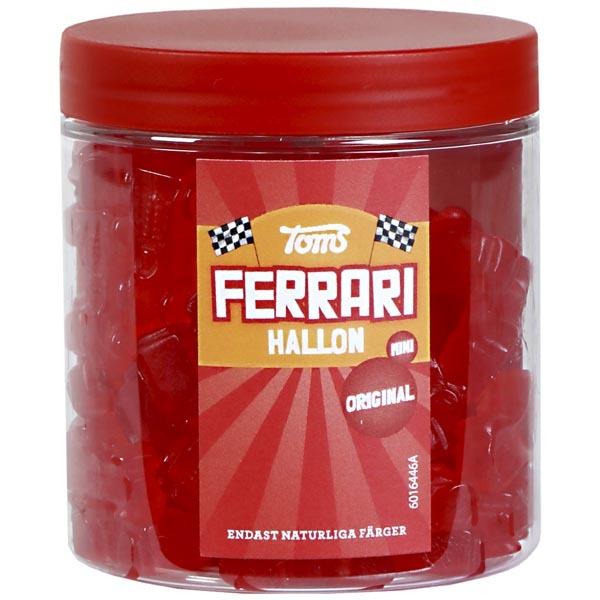 Ferrari Mini Original i burk 150g