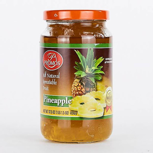 Promos Pineapple Jelly 496g