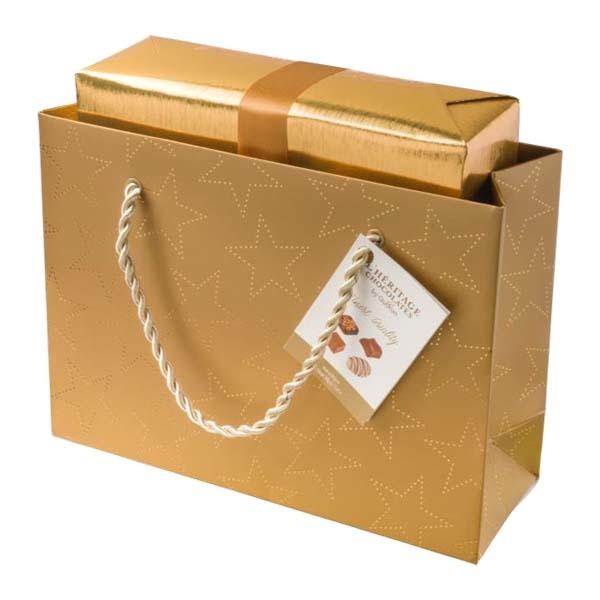Gold Box L'Hêritage Chocolate Bag 360g