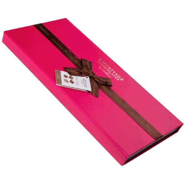 Lheritage Chocolate In Pink Box 420g
