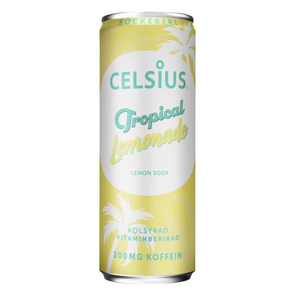 Celsius Tropical Lemonade 355 ml