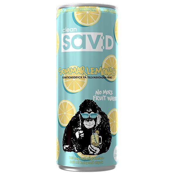 Clean sav:D Sommar Lemonad 33cl