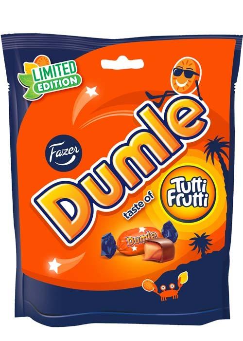 Dumle Tutti Frutti 220g
