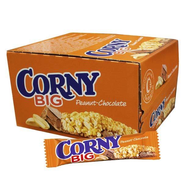 Corny Big Jordnöt 50g - 24st