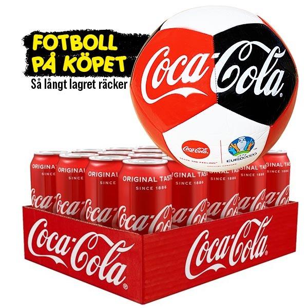 Coca-Cola 33 cl - 20 st