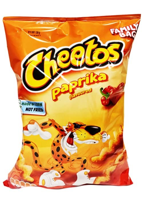 Cheetos Paprika 130g
