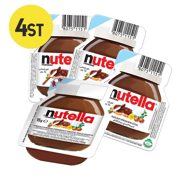4st - Nutella 15g