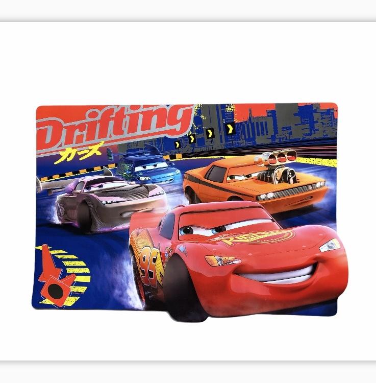 Cars underlägg