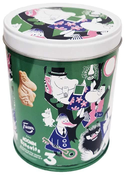 Moomin Biscuit Anniversary Box 175g