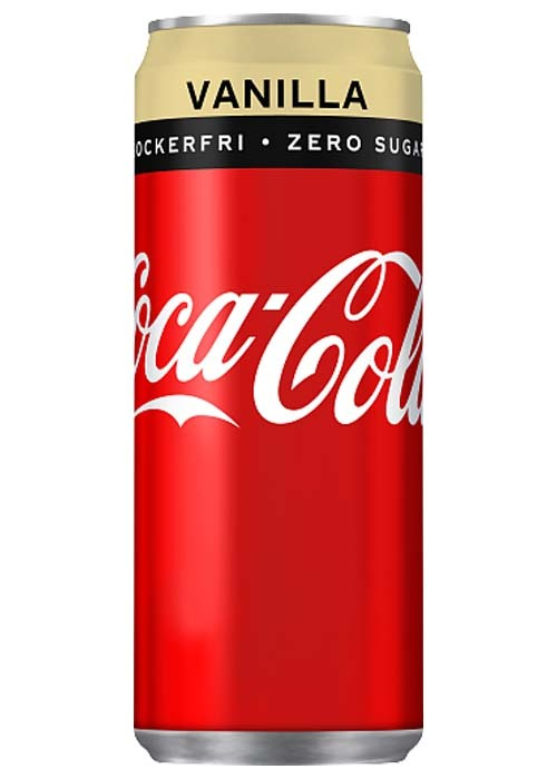 Coca-Cola Zero Vanilla 33 cl