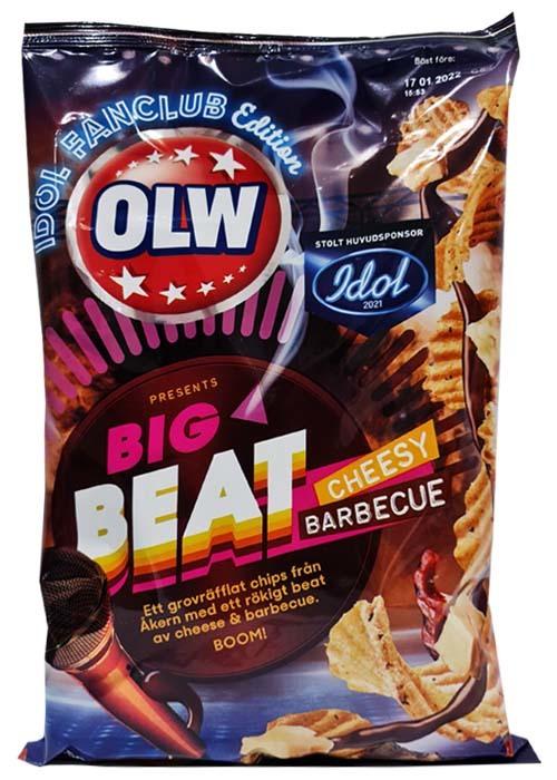 OLW Idol Limited - Cheesy Barbecue 250g