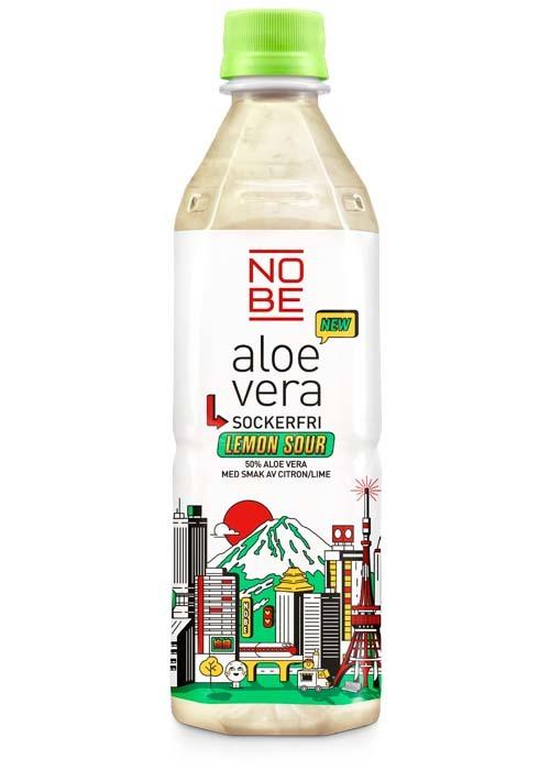 NOBE Aloe Vera Lemon Sour 50 cl