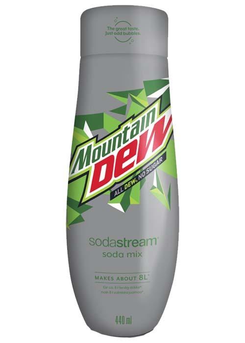 Sodastream Mountain Dew Diet 440 ml