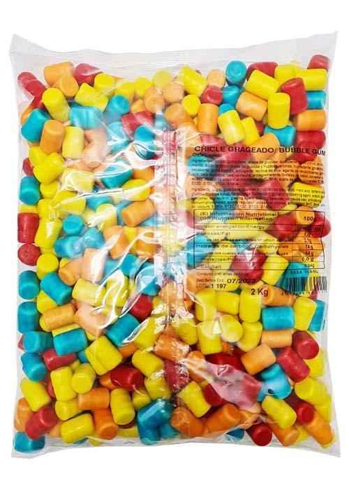Bubbelgum Mix 2 kg