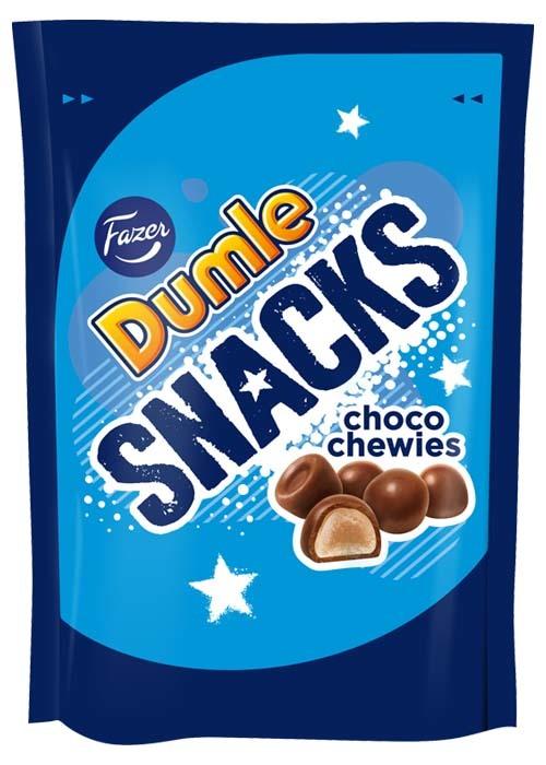 Dumle Snacks Choco Chewies 150g