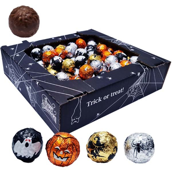 Halloweenbox Choklad 2 kg