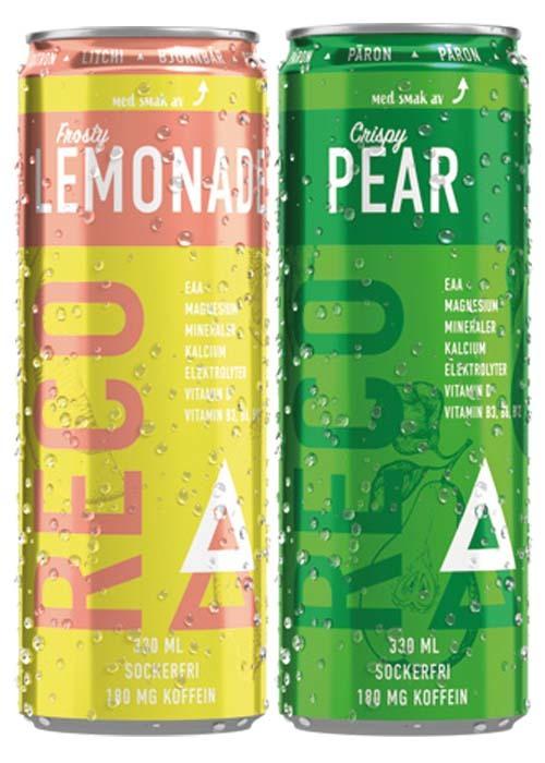 RECO 2pack Frosty Lemonade & Crispy Pear