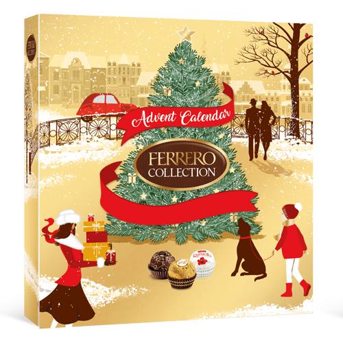 Ferrero Collection Kalender 271g