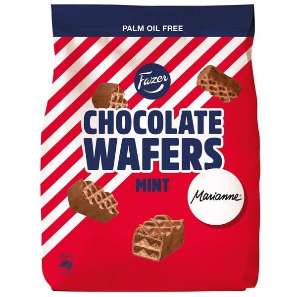 Fazer Chocolate Wafer Marianne 175g