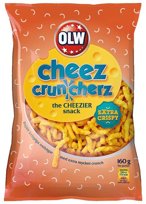 Cheez Cruncherz 160g