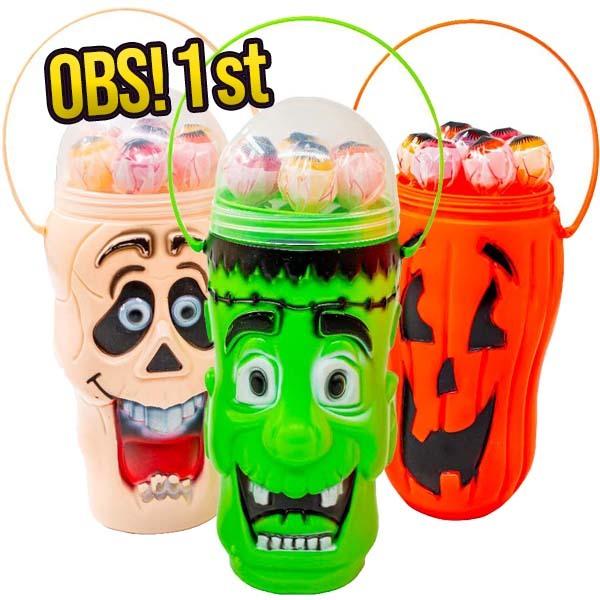Halloween Monsterheads 70g - OBS 1 st
