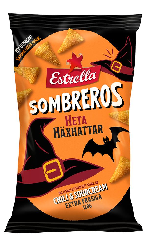 Estrella Heta Häxhattar - 120g