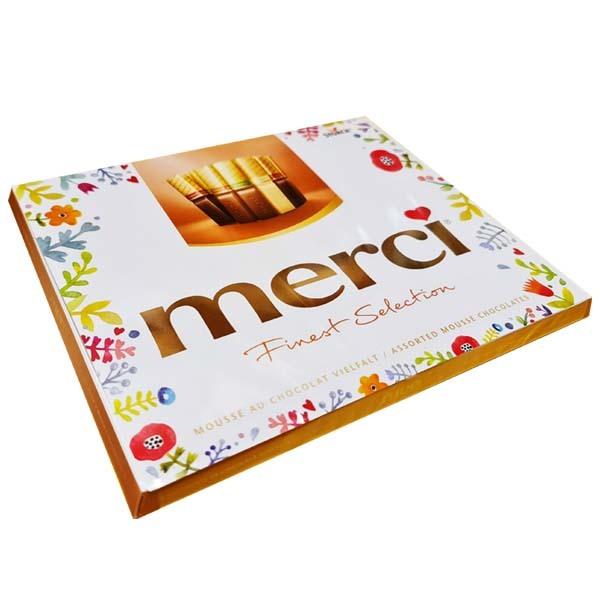 Merci Mousse Au Chocolate 210g