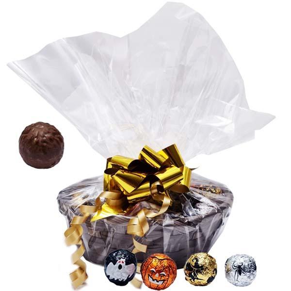 Halloweenchoklad Presentkorg 375g