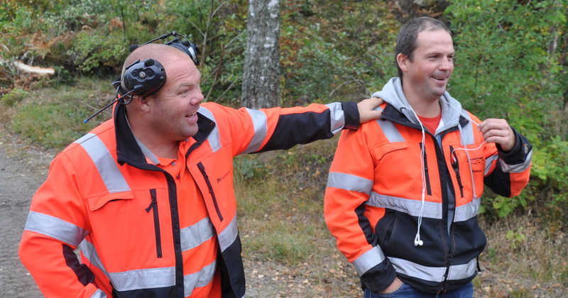 Vi söker asfaltjusterare till Kronoberg