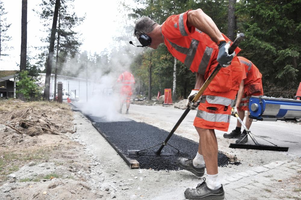 Nytt asfaltavtal Sävsjö kommun