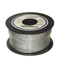 Plastad stålwire 3 mm, 42 tr, 248 KP L=100 m