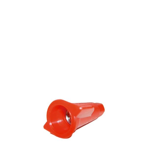 Toppklämma TORIX, röd