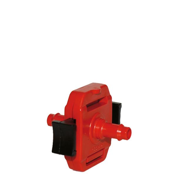 Miniventil (röd)