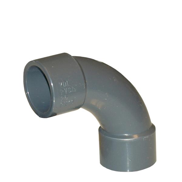 PVC böj 25 mm