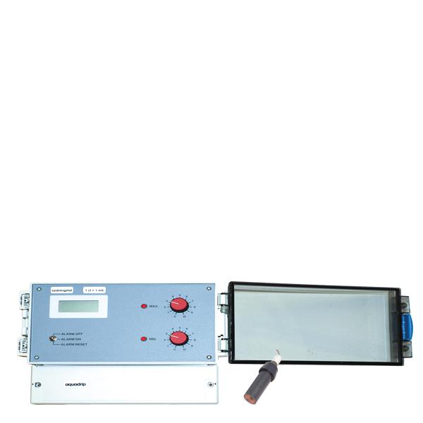 Ledningstalskontroll SG-A20, 24VAC