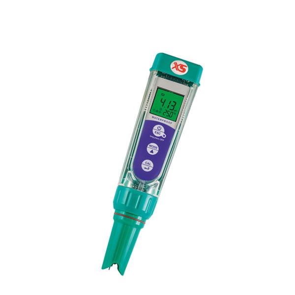 XS pH5 fickmätare
