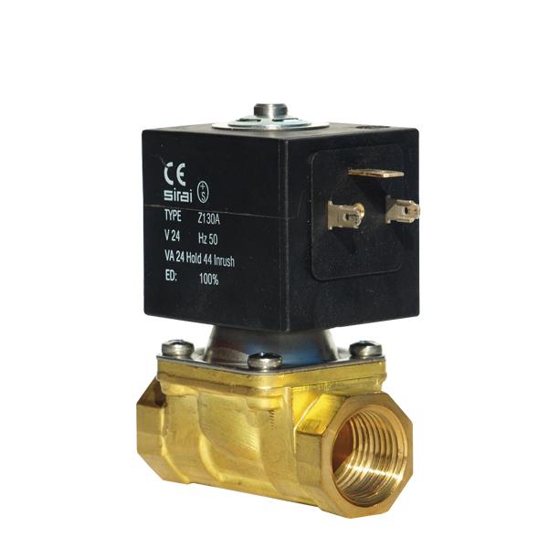 Sirai magnetventil 133 R15, 24 VAC