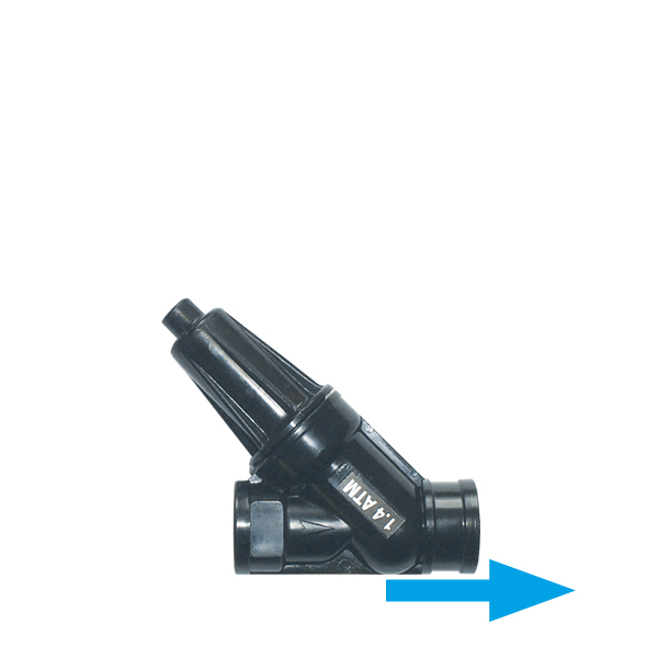 Bermad tryckregulator R20, 0,8-2,5 bar